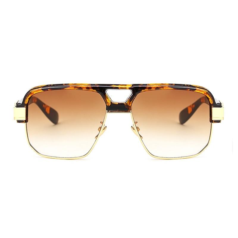 SOLO TU μόδας υπερμεγέθη γυαλιά ηλίου - Αξεσουάρ ένδυσης - Φωτογραφία 2