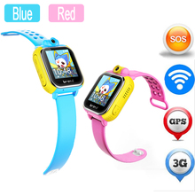 Original jm13 smart watch kamera gps/lbs/wifi lage 3g gps kinder armbanduhr sos monitor tracker für ios android smartwatch