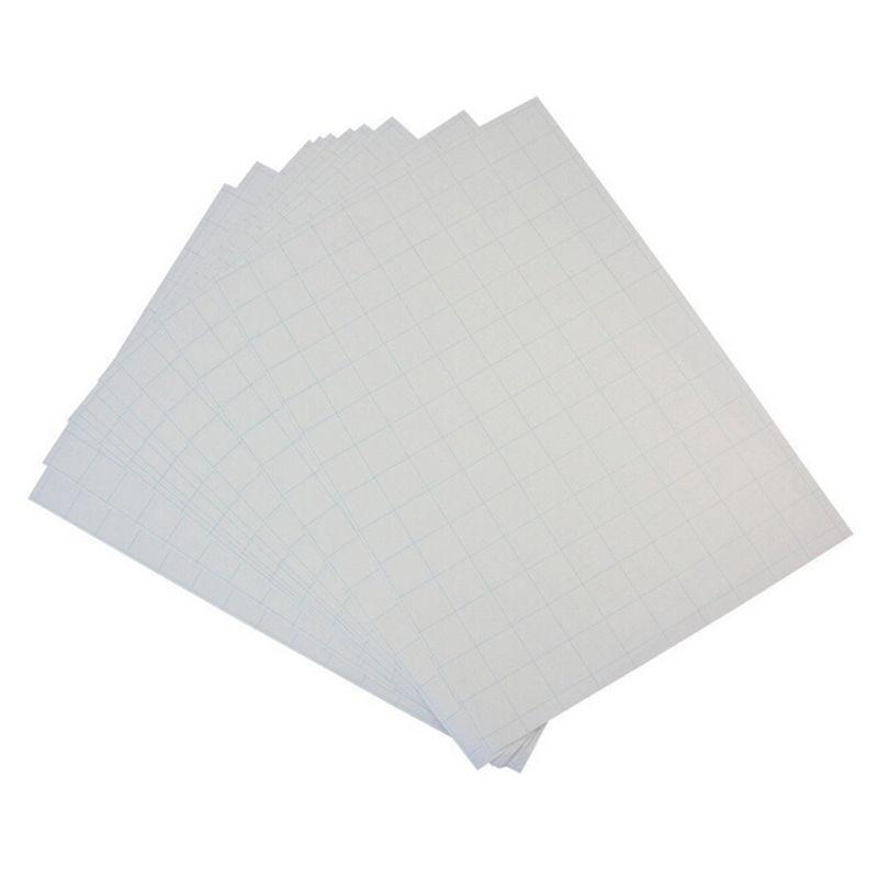 10 Pcs A4  Inkjet Print Heat Transfer Paper For Light Fabric T-Shirt White Light Colored Fabrics Cloth Textil