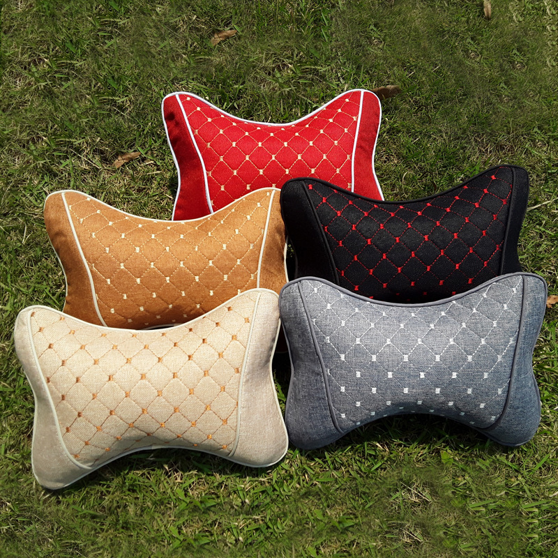 2018 Top Fashion Sale Car Seat Headrest Memory Cotton Gm Neck Pillow Children Shoulder Bone Custom Logo
