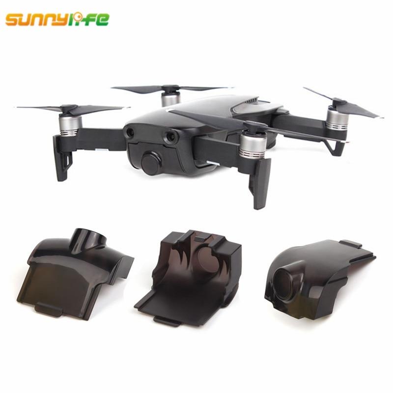 Sunnylife DJI Mavic Air Accessories Lens Cap Camera Protector Case Lens Cover Camera Gimbal Protection Guard For MAVIC AIR Drone
