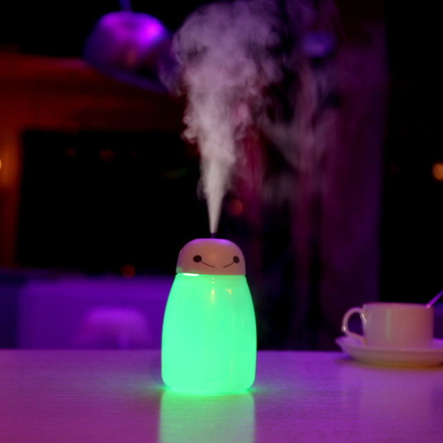 Cute Ultrasonic Air Humidifier