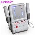 Konmison electroportion bipolar rf facial máquina da beleza mesoterapia thermage freqüência de rádio spa massagem corporal remoção do enrugamento