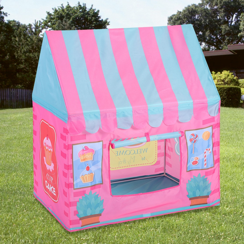 Kids Toys Tents Children Play Tent Boy Girl Princess Castle Indoor Outdoor Kids House Play Ball Pit Pool Playhouse For Kids