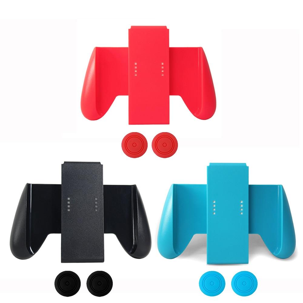 Empuñadura Yoteen para Nintendo Switch Joy Con caja controladora Joystick cubierta Joycon reemplazo de tapa de palanca