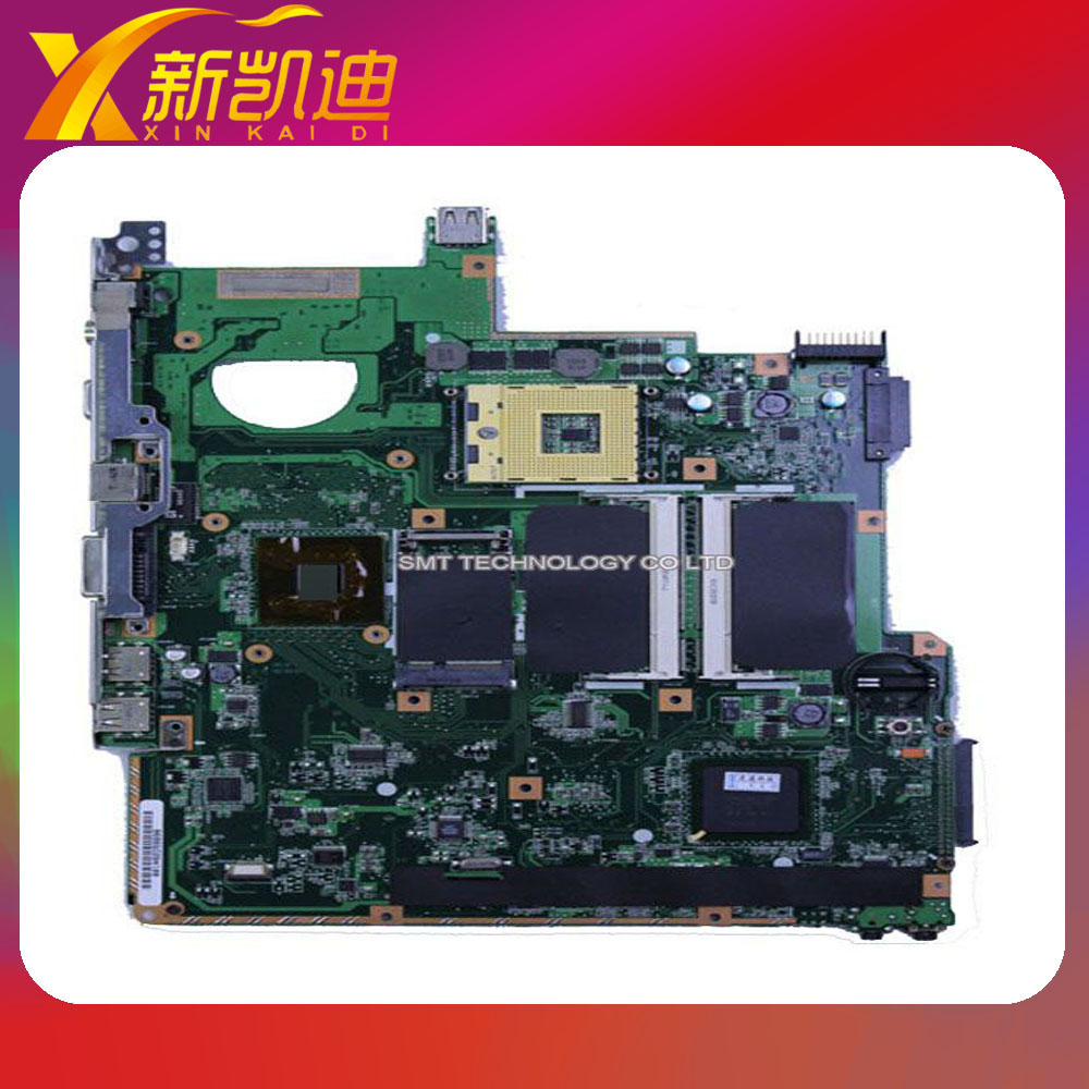 F2J Latop motherboard For ASUS 100% tested OK