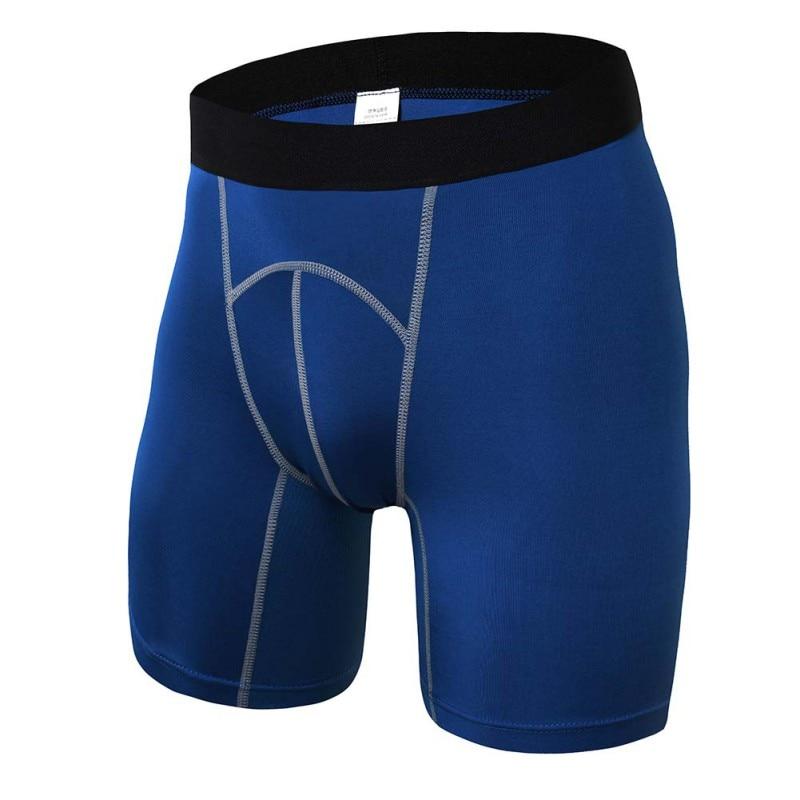 Men Slim Fittness   Short   Compression Active   Shorts   Sweatpants Bodybuilding Combat Dry Leggings Men 2018   Short   Pants