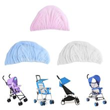 1 Pc Full Outdoor Baby Infant Kids Stroller Pushchair Mosquito Insect Net Mesh Buggy Cover Baby Mosquito Net Hot!(China)