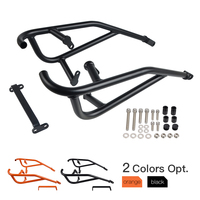 22mm Tubular Steel Crash Bars Engine Guards Protector For KTM 790 Duke 2018 2019 2020
