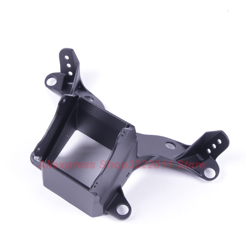Black Upper Fairing Front Stay Bracket For Yamaha YZF R6 2006 2007 Headlight Cowling Bracket куклы и одежда для кукол ever after high кукла эшлин элла