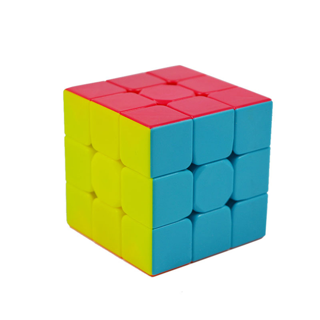 Colorful Magic Cube