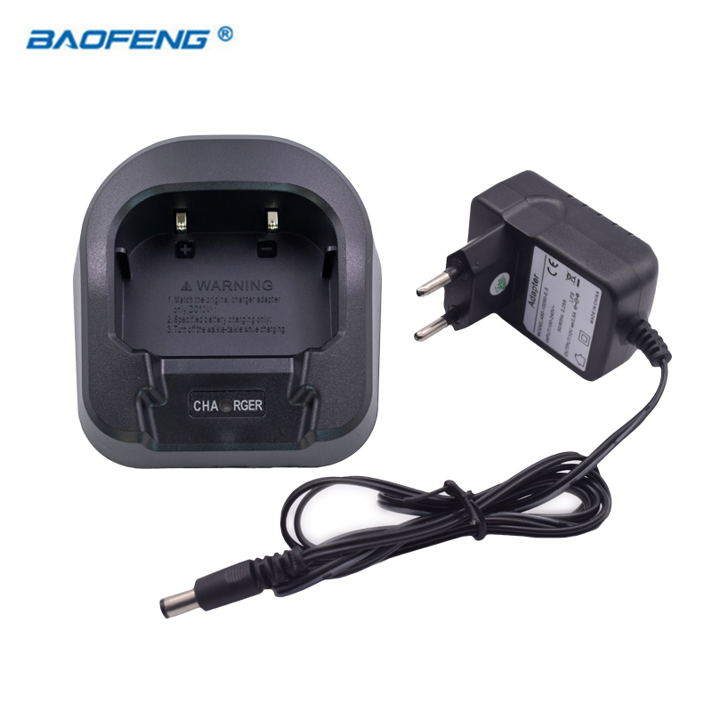 Baofeng Portable Radio Genuine Home Charger With EU AU UK US Adapter For Baofeng UV-82 UV82 Accessories