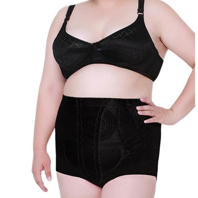 4aa652ee1 High Waist Body Shaper Underwear Women Plus Size Shapewear Panties Shaping  Control Slimming Underwear Shaper Body Size Plus 6xl