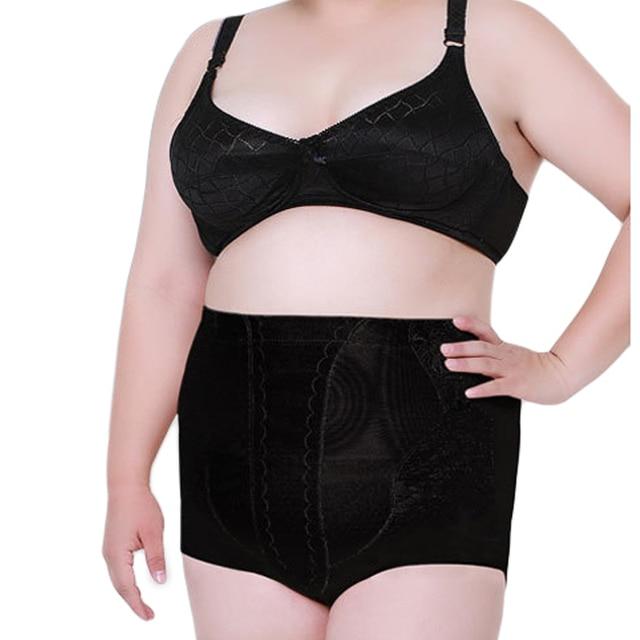 a37f0a425c5 High Waist Body Shaper Underwear Women Plus Size Shapewear Panties Shaping  Control Slimming Underwear Shaper Body Size Plus 6xl