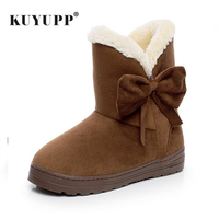 Brand Women Ankle Boots Thicken Warm Snow Boot Women Shoes Winter Woman Fur Ankle Boots Comfortable