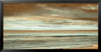 The Surf  John Seba Painting Hand painted oil painting Reproduction Seascape Canvas Art High quality