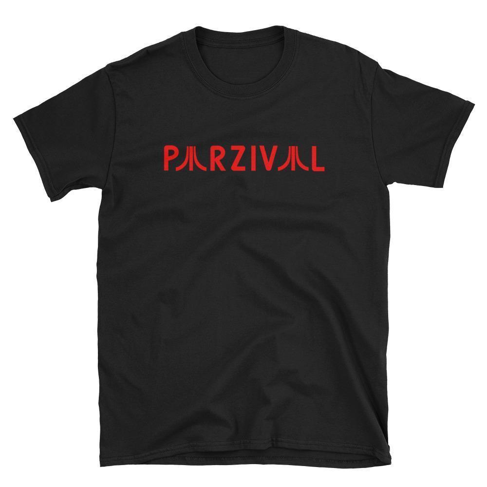 Atarzival Retro Arcade Game Music Movie Cotton T-Shirt Fashion T Shirt top tee