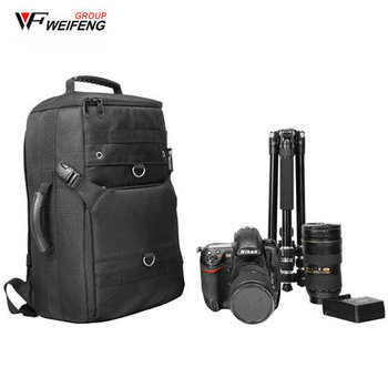 NEW WB-6200 Backpack BAG  Camera Bag Camera Case For DSLR SLR Nikon Canon Sony Fuji Pentax Samsung Travel Bag RU