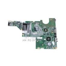 DAAX1JMB8C0 637584-001 аккумулятор большой емкости для hp павильон G62 CQ62 Материнская плата ноутбука i3-370M Процессор HM55 HD6370M 512 MB DDR3