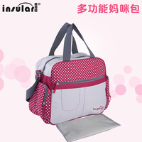 Fashion Wet Bag Waterproof Diaper Bag Washable Cloth Diaper Baby Bag Reusable Wet Bags Organizer For Mom