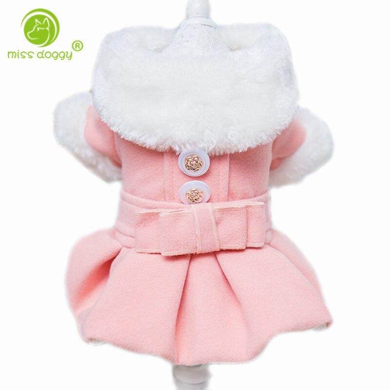 Tienda Online Señorita perrito perro bowknot Vestidos de novia para ...