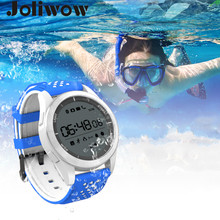 2017 NEW KKtick F3 Smart Watch IP68 Waterproof Altitude Meter Thermometer Pedometer Fitness Tracker Smartwatch for IOS Android