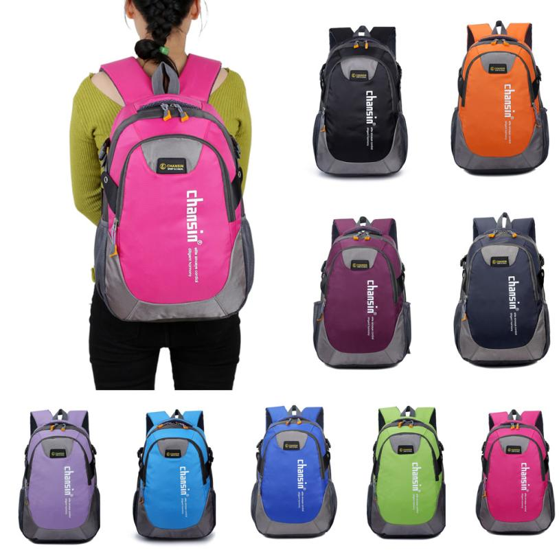 MOLAVE Backpacks high quality casual Neutral Nylon Backpack Big Capacity Men Travel Student Laptop backpack women mar22