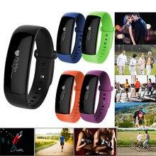 M88 0.86 «монитор сердечного ритма калорий, шагомер сна монитора smart watch smart браслеты звонки/sms напоминание для ios android