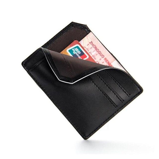 Resultado de imagen para billeteras para hombres delgada