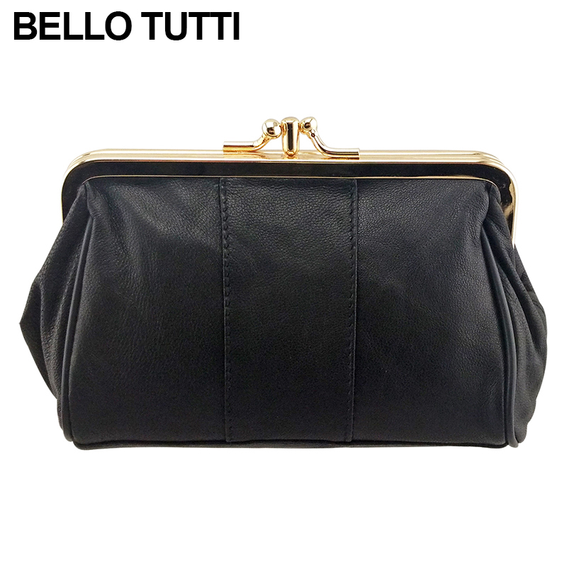 BELLO TUTTI Womens Coin Purse Girls Small Wallet 1Piece