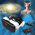 "HOT! BOBOVR Z4 Glasses VR Box 3D Glasses Bluetooth Controller Immersive Virtual Reality Google Cardboard for 4~6"" SmartPhone"
