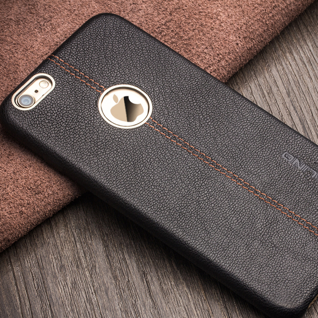 Handmade Genuine Leather Case for iphone 6 and 6s  4.7/5.5 inch