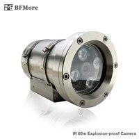 BFMore H.265 5.0MP POE Vandal-proof chống Cháy Nổ Sony IP Camera An Ninh CCTV Video Giám Sát khai thác mỏ than gas trạm