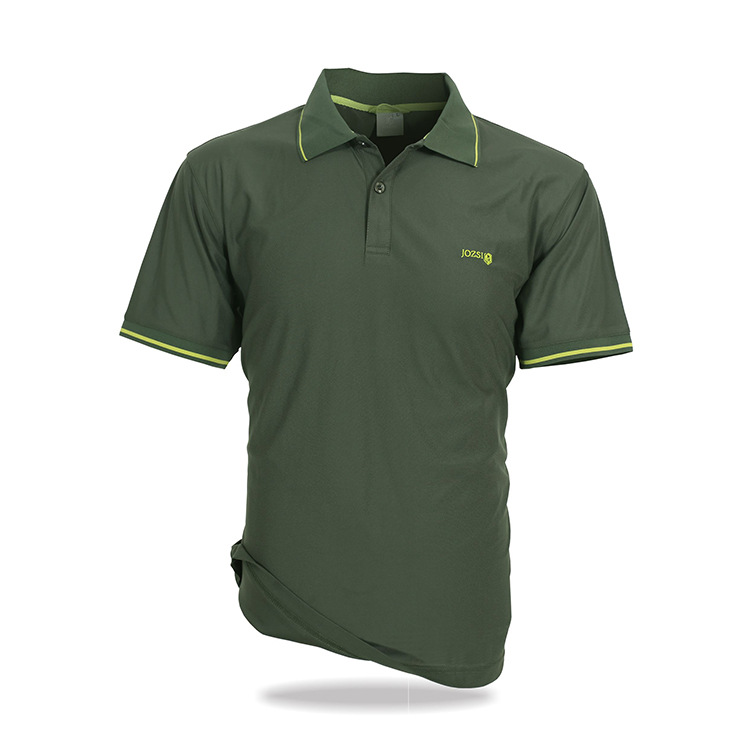 Summer Breathable Casual Shirt Classic Men Polo Shirt Men Cotton Short Sleeve Shirt Male Polo  Shirt Camiseta Polo Masculina