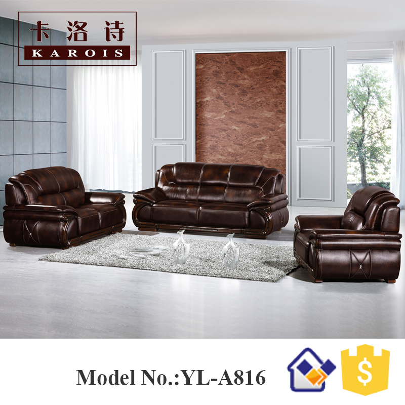 US $860.0 |China Classic Living Room Furniture Household Top Grain Leather  Sofa-in Living Room Sofas from Furniture on Aliexpress.com | Alibaba Group