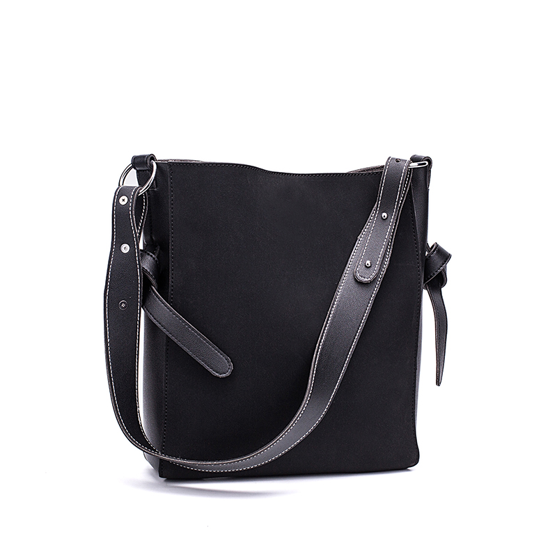 Brand New Women Casual Bucket Bags High Quality Handbags Female Shopping Pouch Ladies Shoulder Messenger Bag Suede Tote eberjey купальный бюстгальтер page 3
