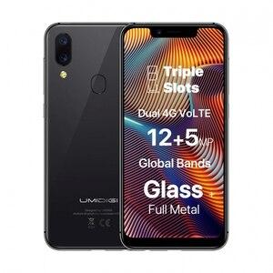Image 5 - UMIDIGI A3 Pro Globale Della Fascia 5.7 FullScreen Smartphone 3GB+32GB Quad Core Android 8.1 12MP+5MP Unlock Mobile phone