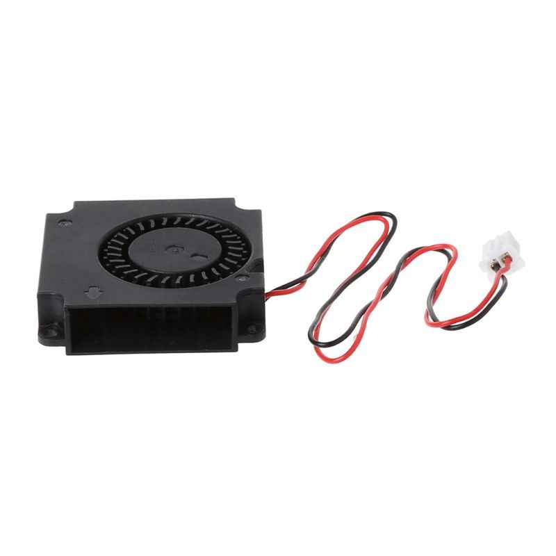 Cooling Fan Blower DC Turbo Ball Bearing 3D Printer Accessories Wire 5V 12V 24V D03 JohnnyBui