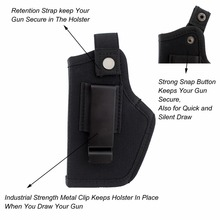 Concealed Carry Holsters for Belts