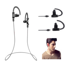Super Bass Handsfree Sport Wireless Bluetooth Headset Earphone Headphone Earbud Fone de ouvido sem fio w/ Mic for iphone Samsung