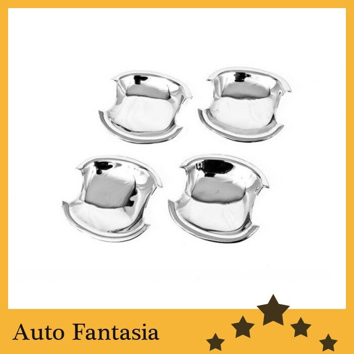 ⊱Cromo tiras de accesorios para automóviles cromo puerta cavidad ...