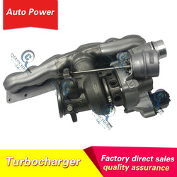 B03 Turbo 18539700000 11657636423 18539880004 18539880000 dla BMW X6 40iX (E71) z N55 Biturbo silnika w Sprężarki od Samochody i motocykle na