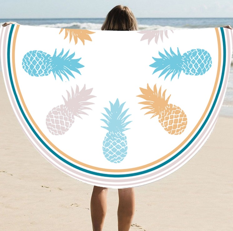 New Summer Sun Cape American Beach Towel Women's Scarf Source St06-61