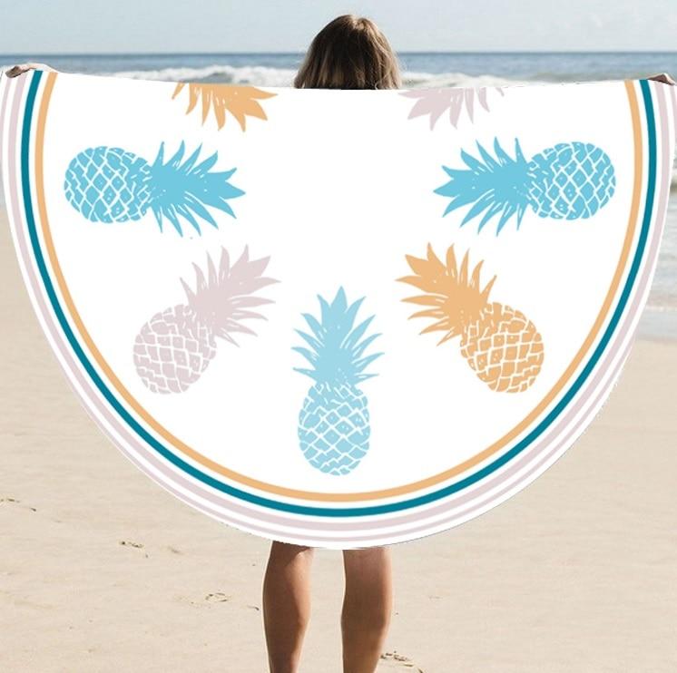 New Summer Sun Cape American Beach Towel Women's Scarf Source St06-61