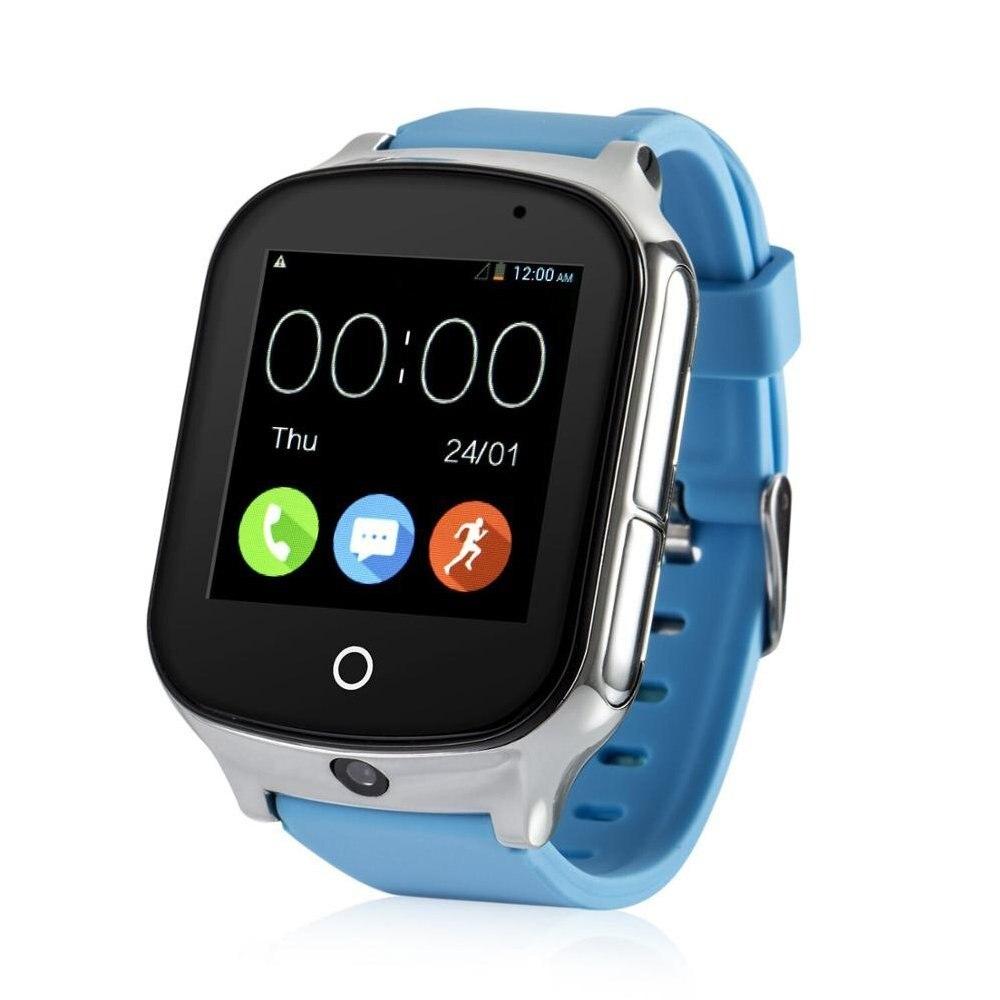 Reloj inteligente para niños Elder A19, reloj GPS con Android, dispositivo localizador antipérdida, Monitor de voz con cámara, reloj inteligente para bebés - 2