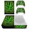 Для Xbox One Slim Кожи Наклейка 420 Лист Виниловые Наклейки для Xbox One Slim Игровая Консоль и Контроллер ПВХ Шкуры крышка