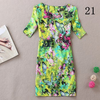 New women summer dress 2019 vestidos style plus size women clothing fashion women clothes casual de festa summer party dresses