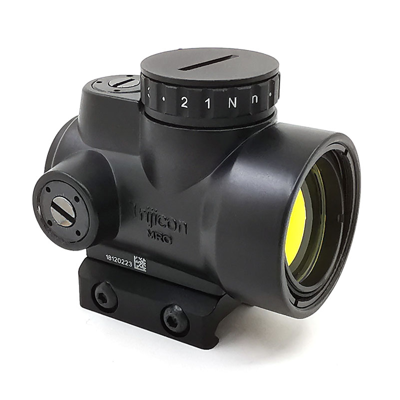 Tactique MRO Style holographique point rouge portée optique équipement tactique airsoft avec 20mm portée de montage pour la chasse airsoft