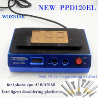 New PPD 120E L Soldering Station Down The Forapple Mobile Phone Motherboard Chip A10 A9 A8CPU