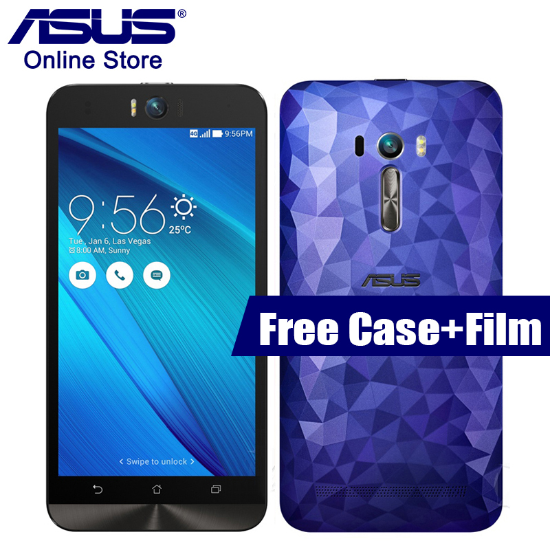 Asus Zenfone Selfie Deluxe ZD551KL 3GB RAM 32GB ROM Android 4G LTE 5 5 OS Snapdragon